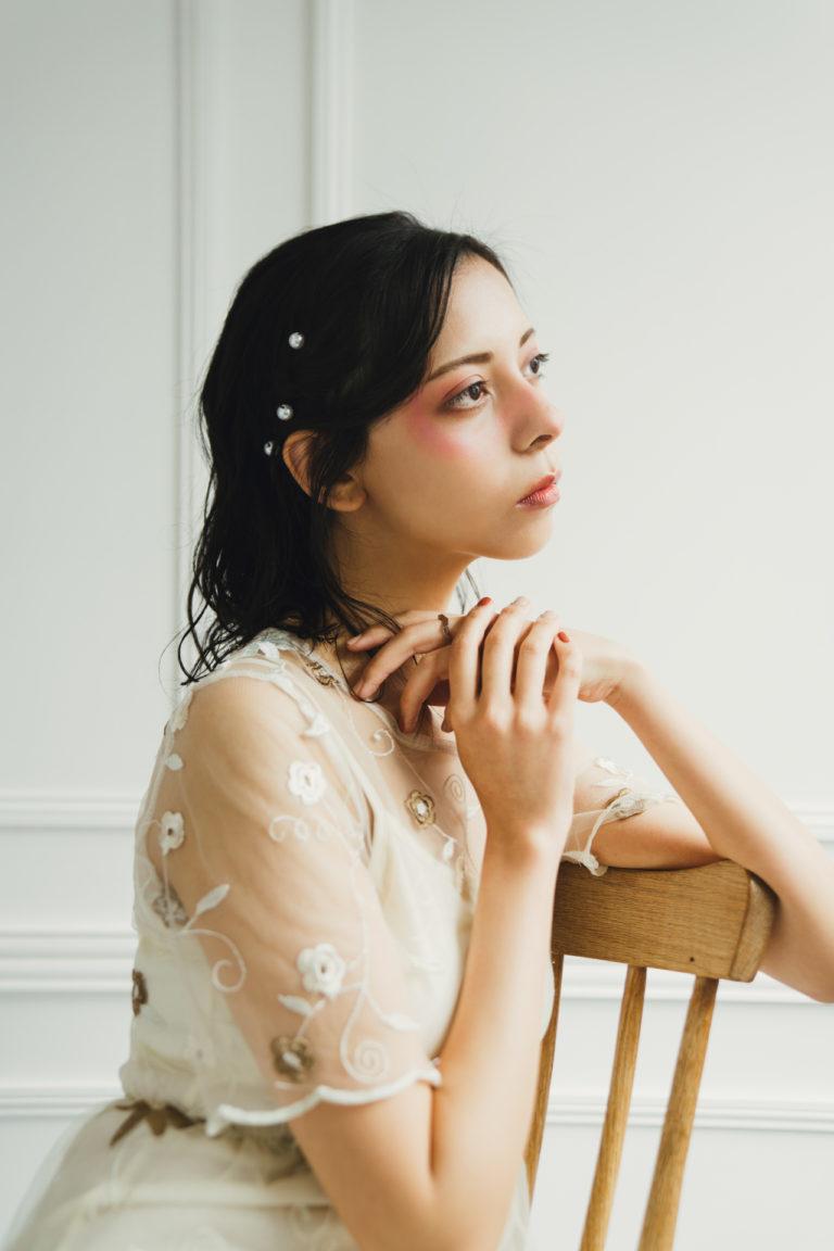 Photo Yuki Kono Hair&Make Kanae Nanamori
